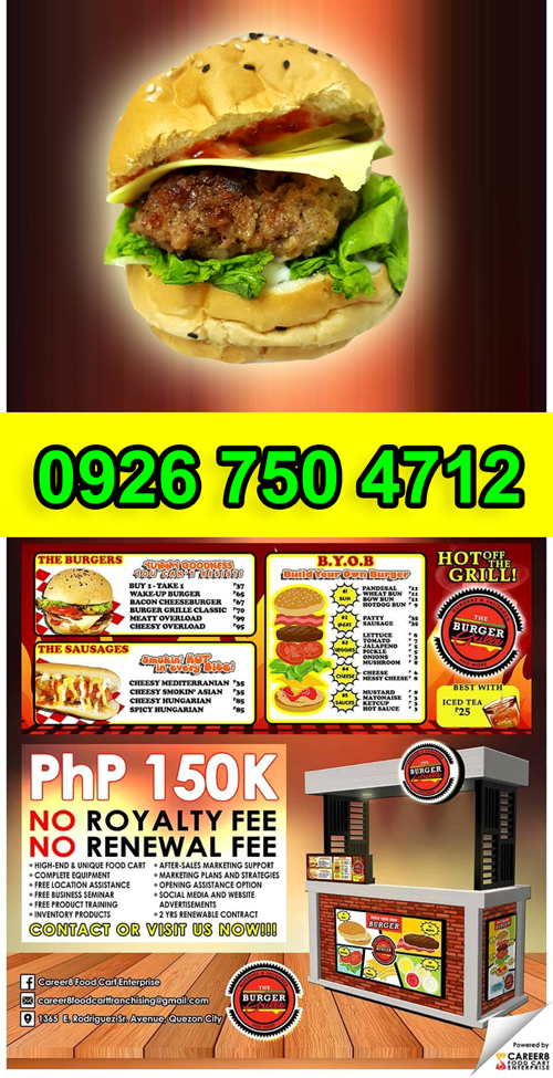 Food Cart Business Philippines