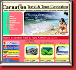 Carnation Travel & Tours